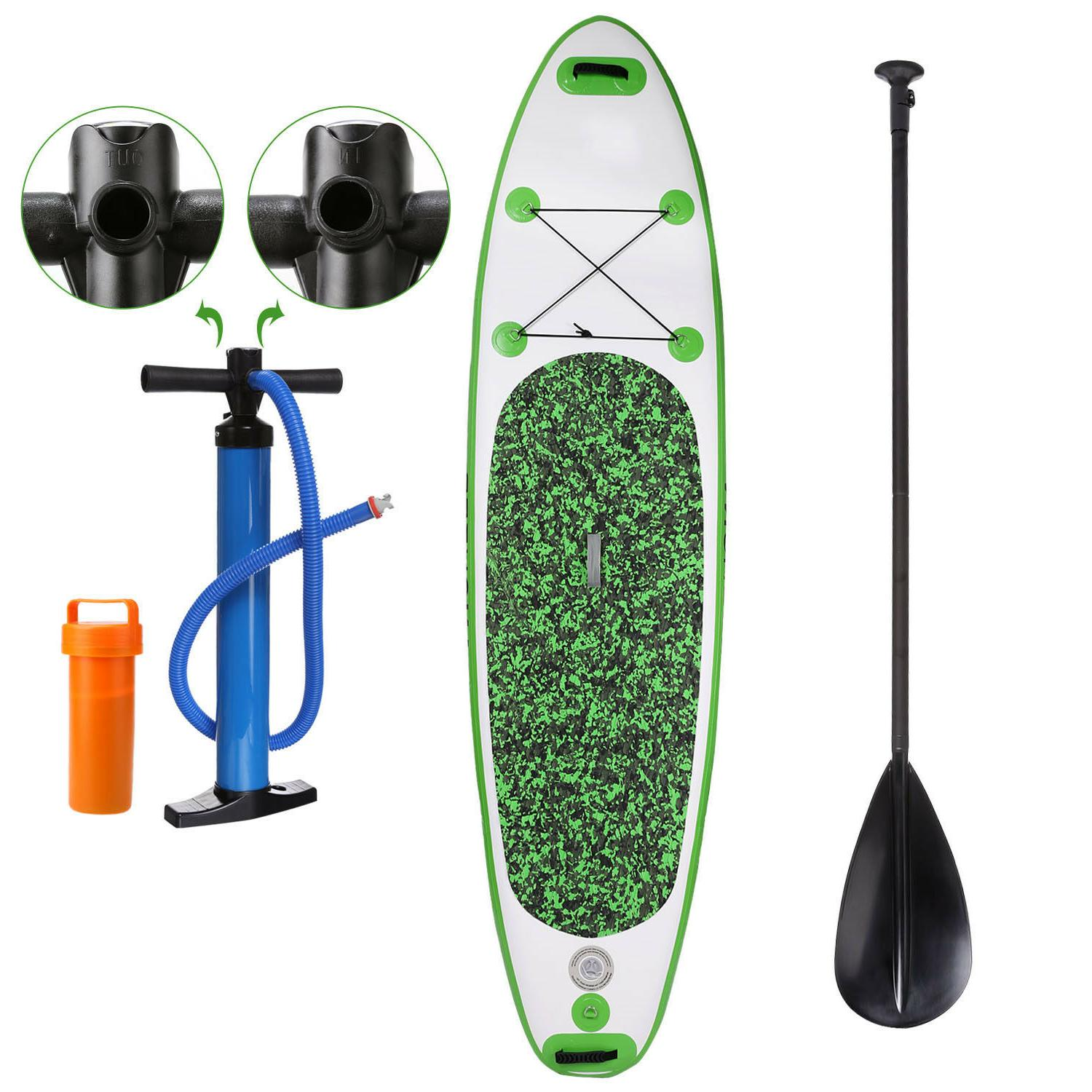 10 Paddleboards w/ Accessories