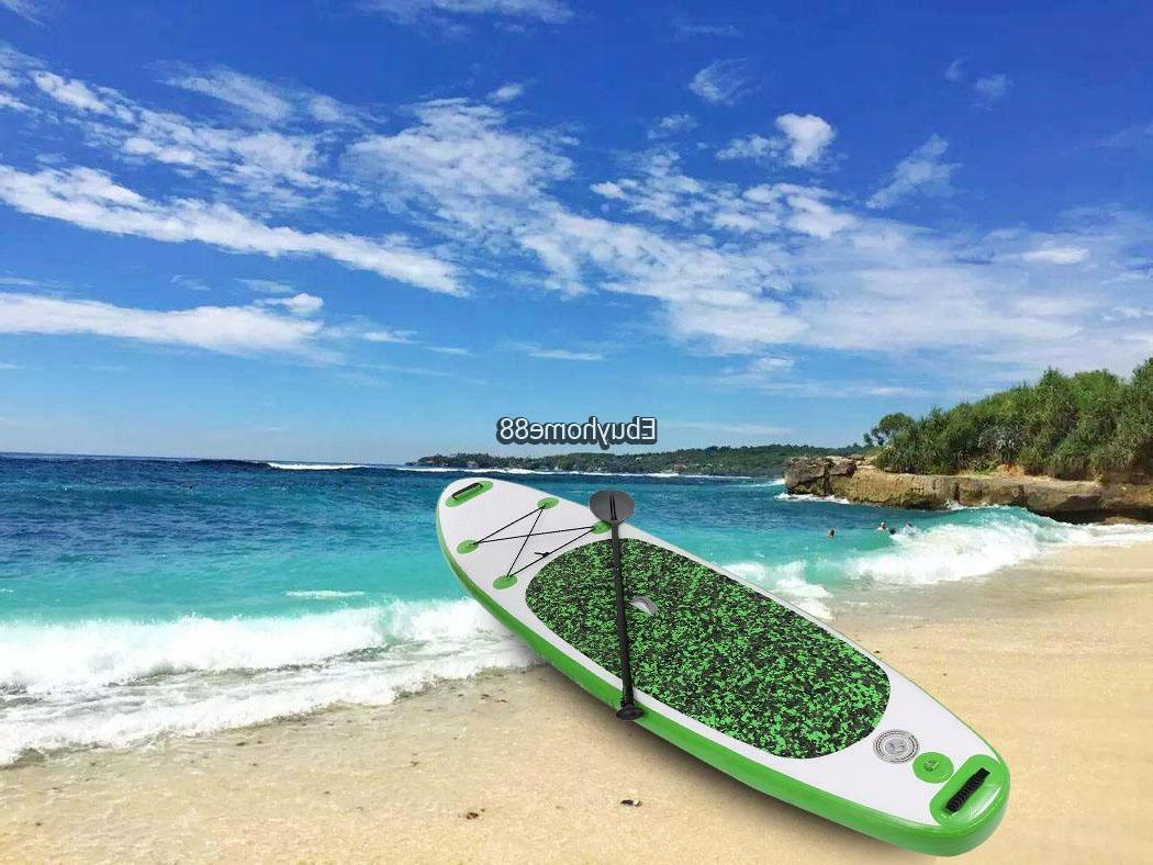 10 Paddleboards Inflatable w/ and Accessories