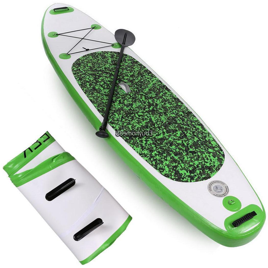 10 FT up Paddleboards w/ Paddle Accessories