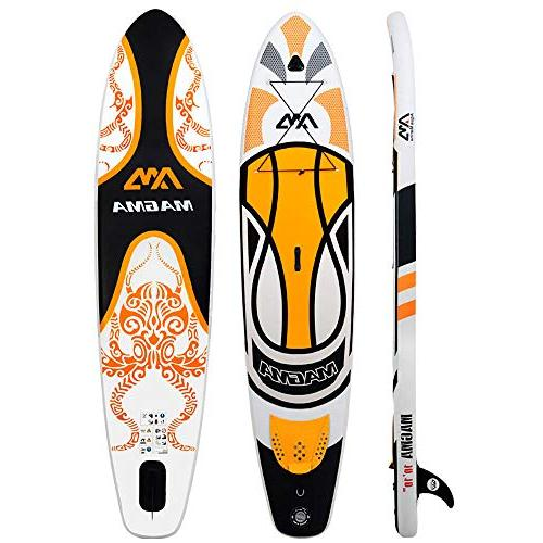 10 inflatable stand paddle