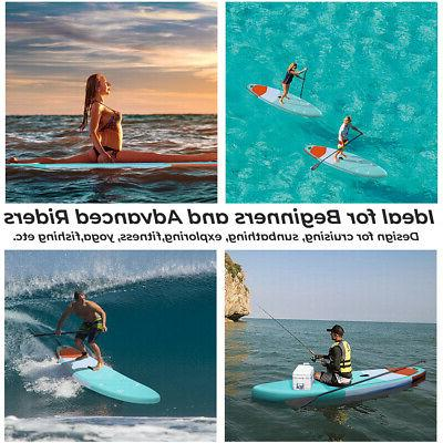 10' Inflatable Paddle SUP All Around kit