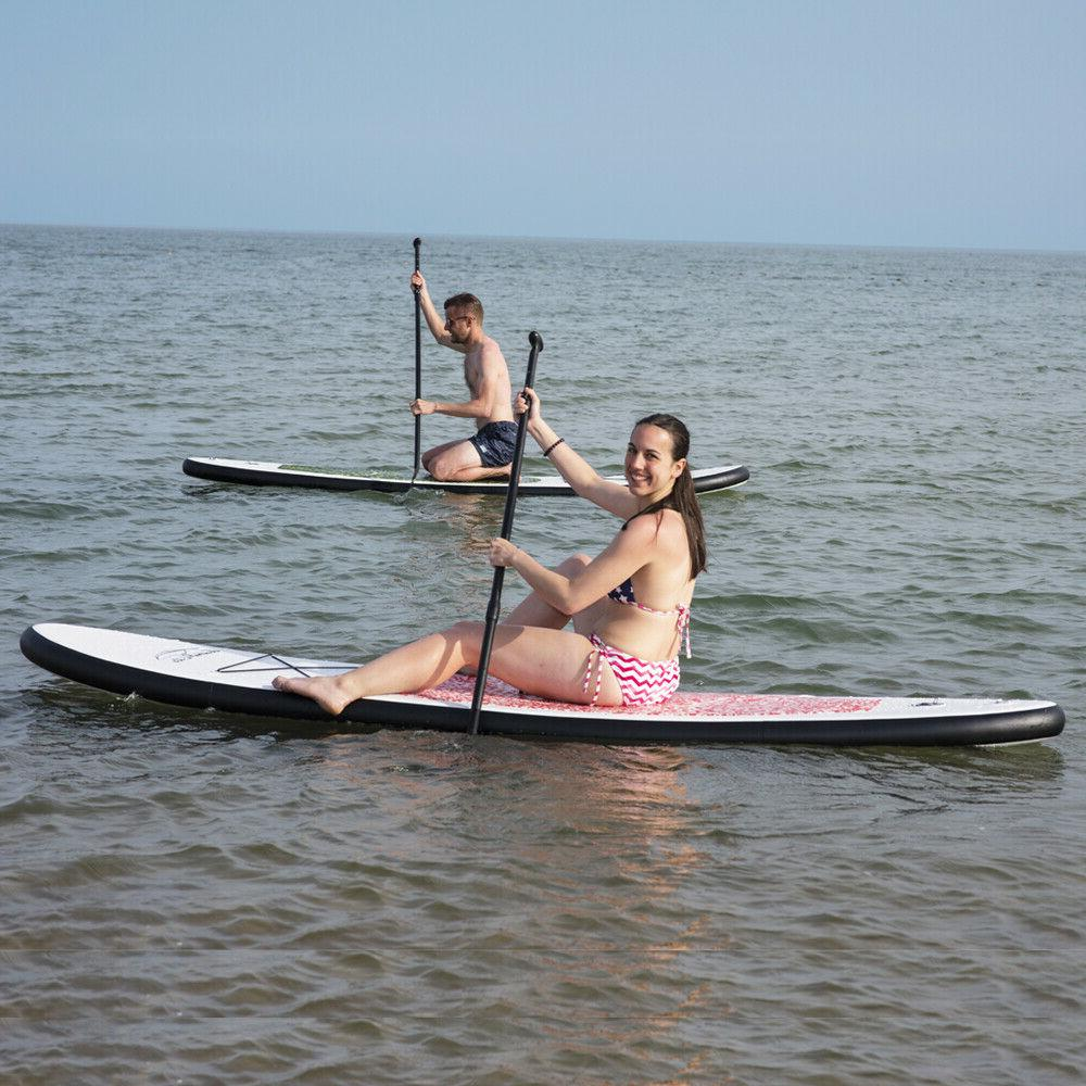 10' Stand Paddle with kit 6'' thick
