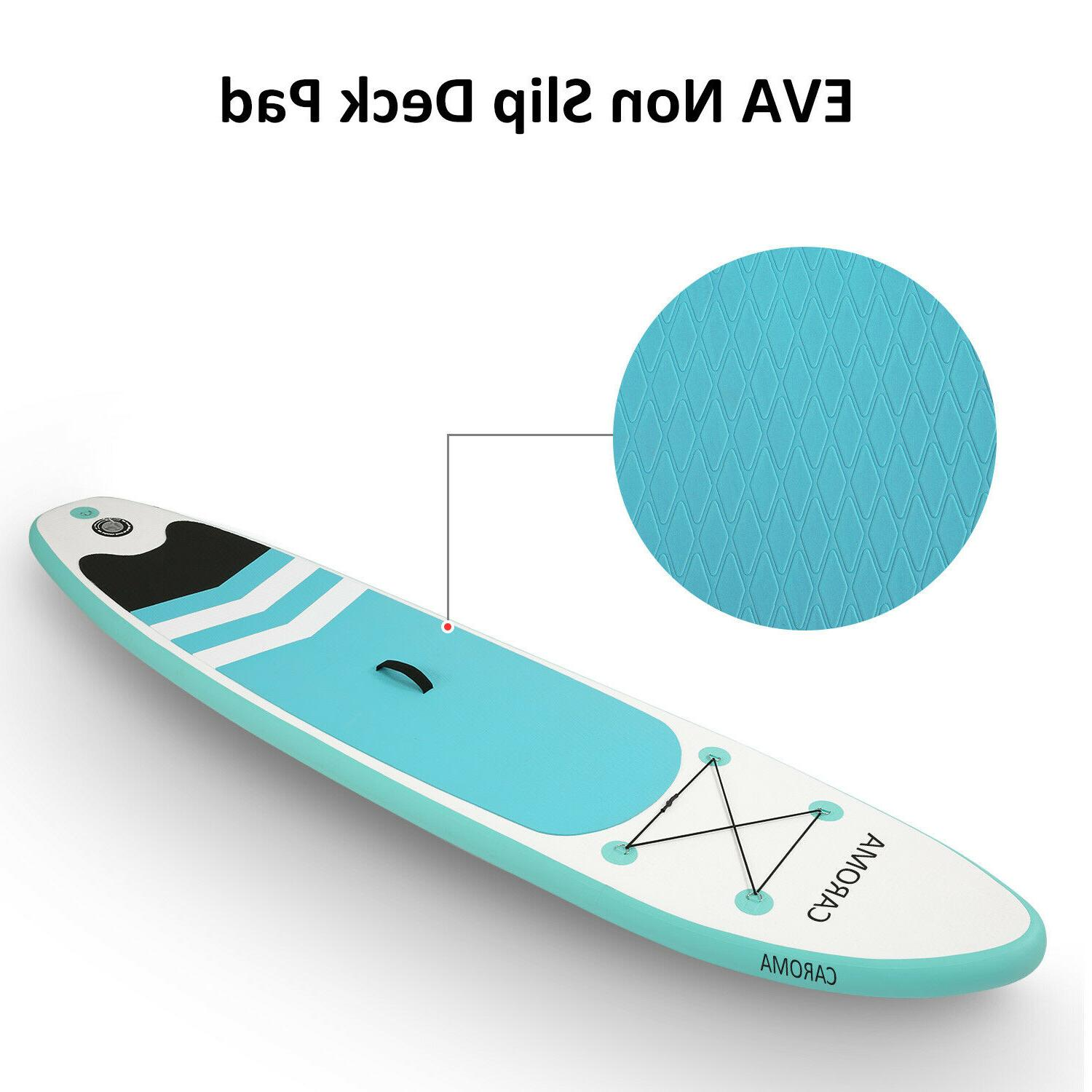 CAROMA Up Surfboard complete