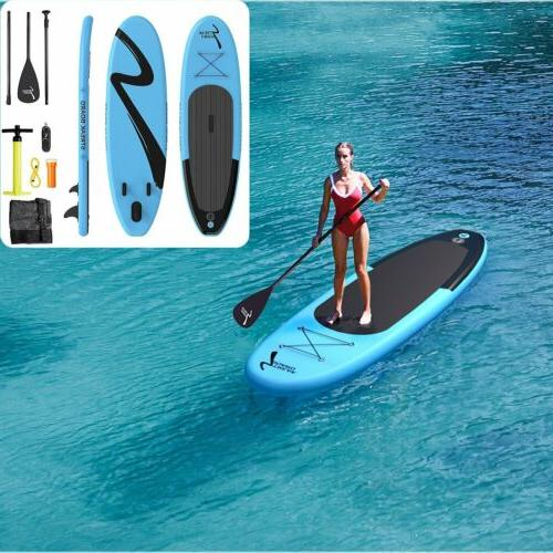 10 ft Inflatable Stand Up Paddle Board SUP Non-slip Board IS