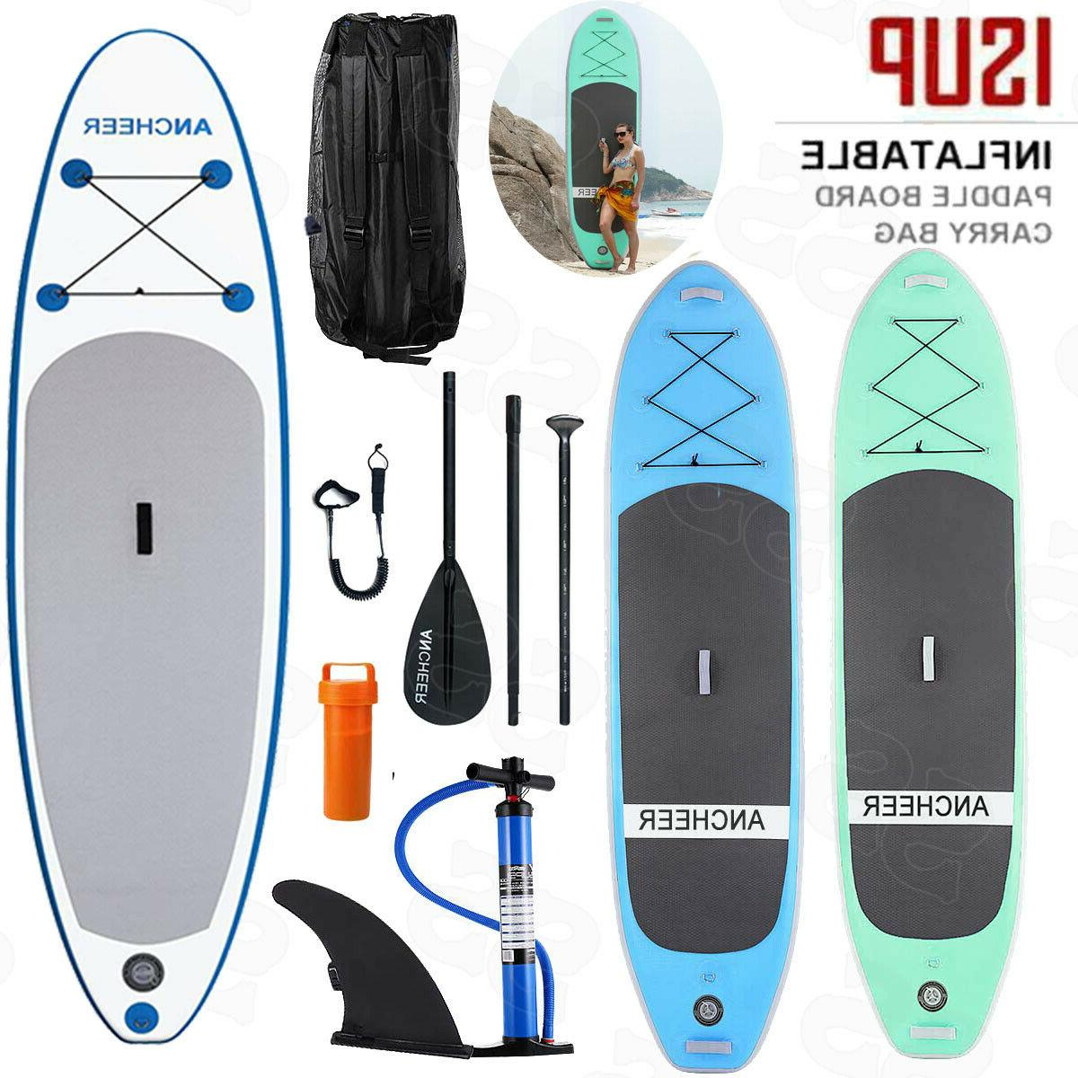 ANCHEER Inflatable Paddle Stand Up SUP Boards Bag