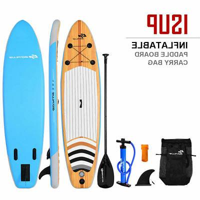 10 inflatable stand up paddle board surfboard
