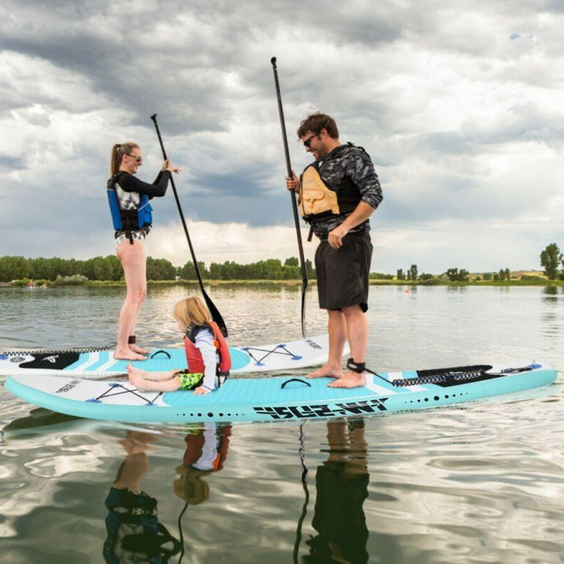 Inflatable Paddle 10FT Sports