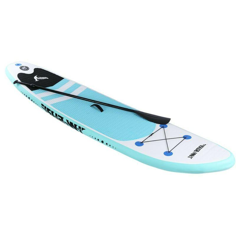 Inflatable SUP Stand Paddle Board 10FT Sports W/complete