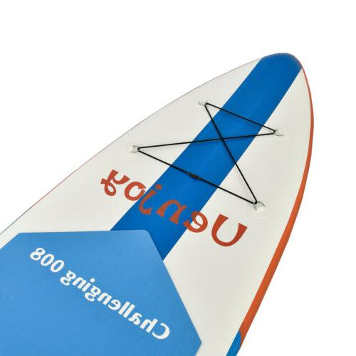 10' SUP up Paddle Board Adjustable Fin