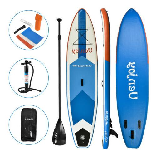 10 inflatable sup stand up paddle board