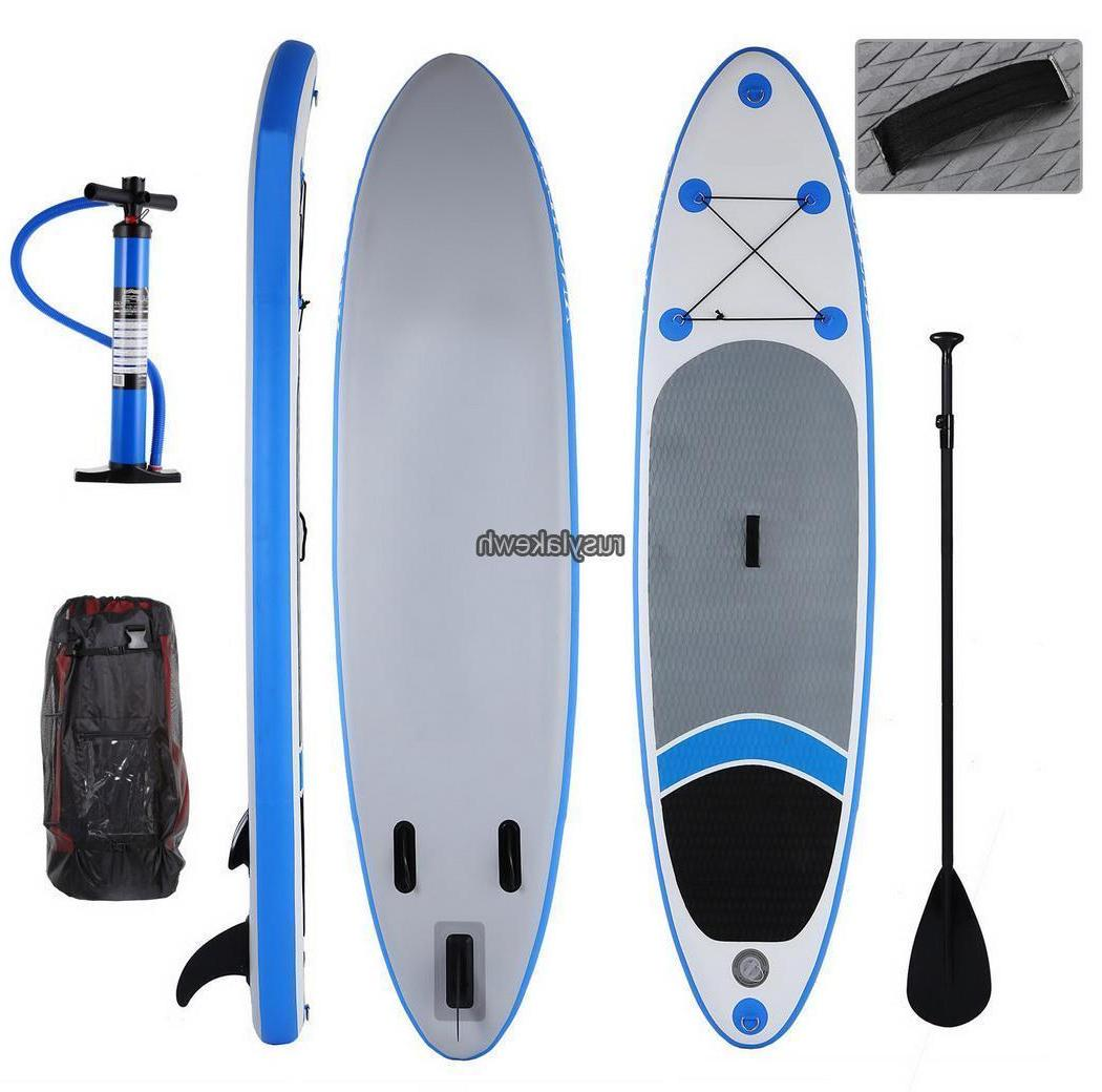 10' Stand Up Paddleboards Paddle Paddle & Bag US
