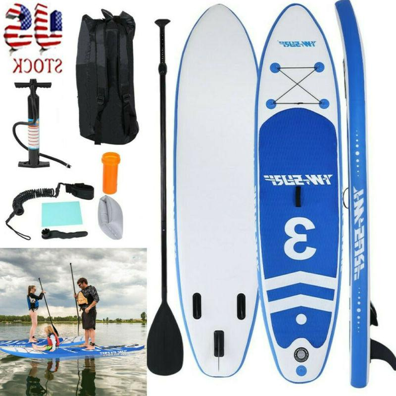 10 inflatable super stand up paddle board