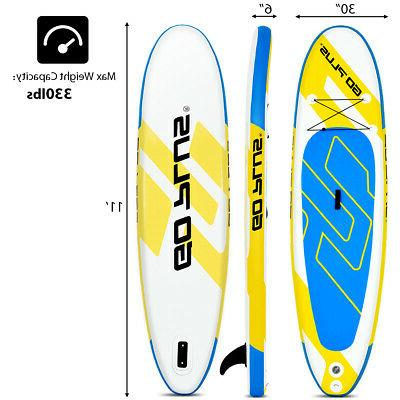 10' Surfboard Up Paddle Pool Surfing Board