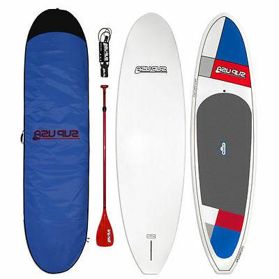 SUP 106 Trestles Stand Up Paddle Bundle - Blue