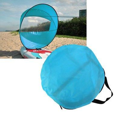 108CM Foldable Paddle Board Sail Clear Window and Bag