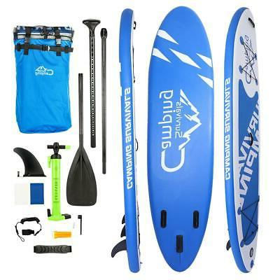 10ft 10inch inflatable sup stand up paddle