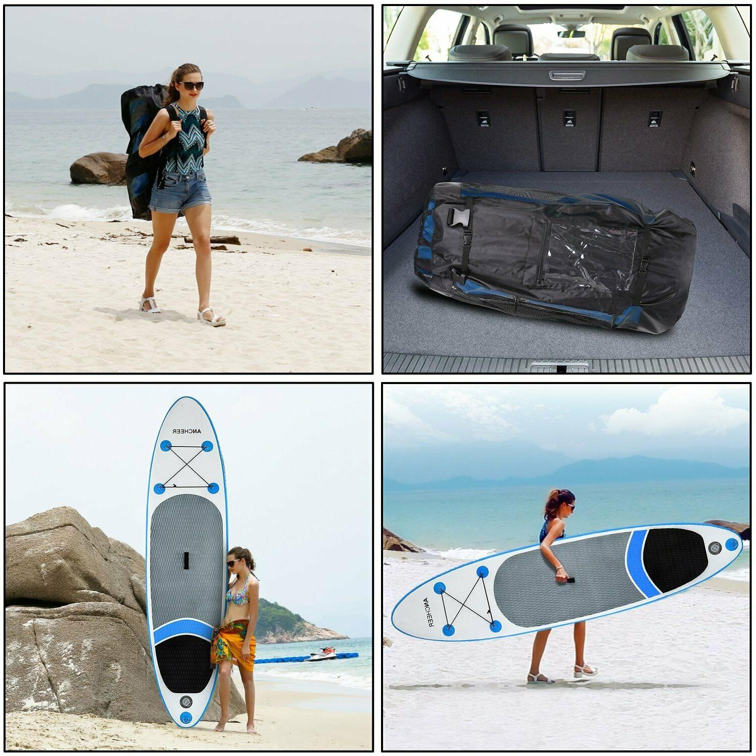 US Seller ~Thrive 10'' Inflatable Stand Board