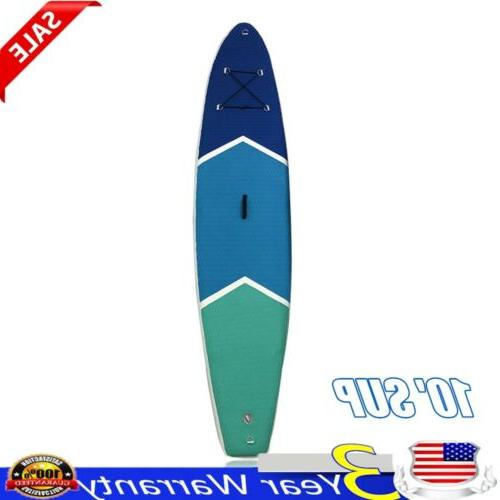 10ft surf board inflatable sup stand up