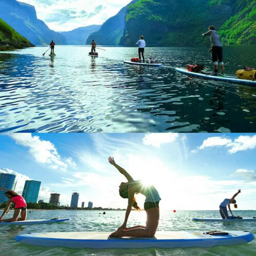 10' Stand Up Paddle Fin & US