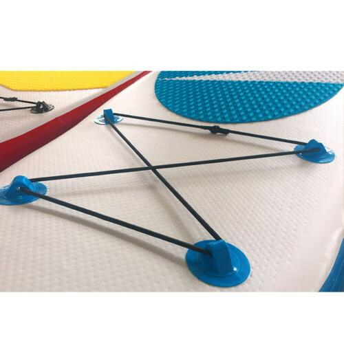 10ft Surf Inflatable SUP Stand Up Board US