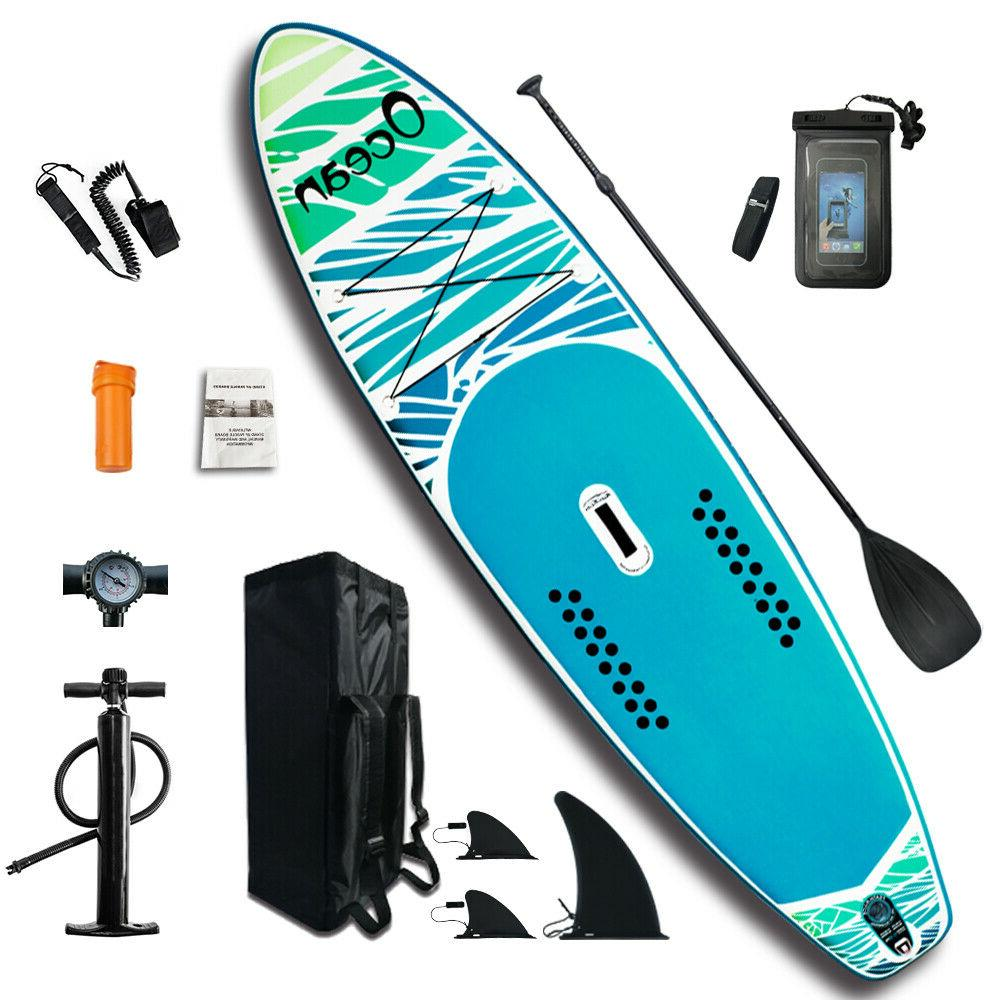 Inflatable Stand Board SUP Board with complete 350cm
