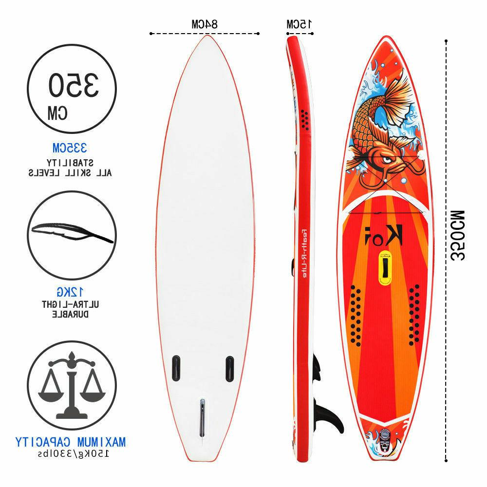 Inflatable Stand Board with complete kit 350cm