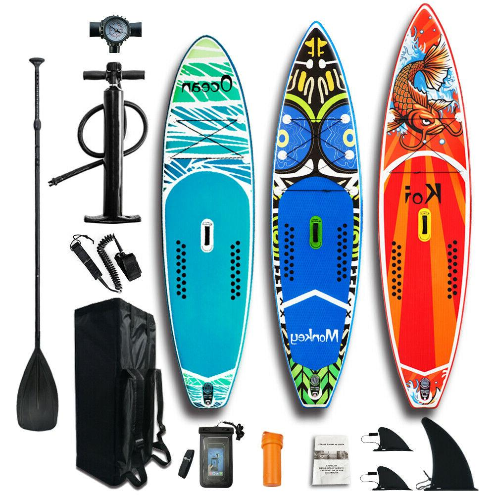 11 6 inflatable stand up paddle board