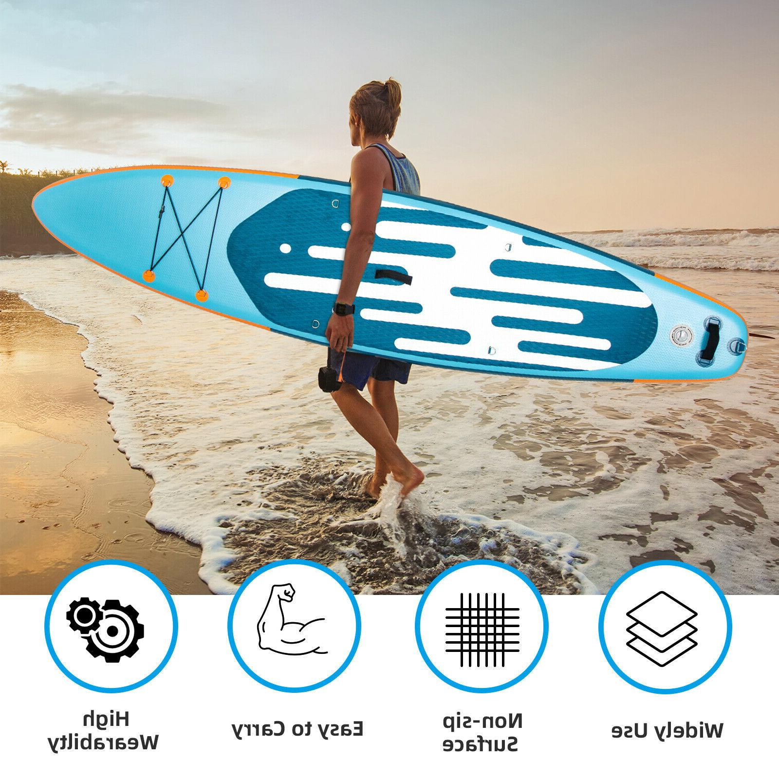 11' Stand Paddle Board SUP with Pump