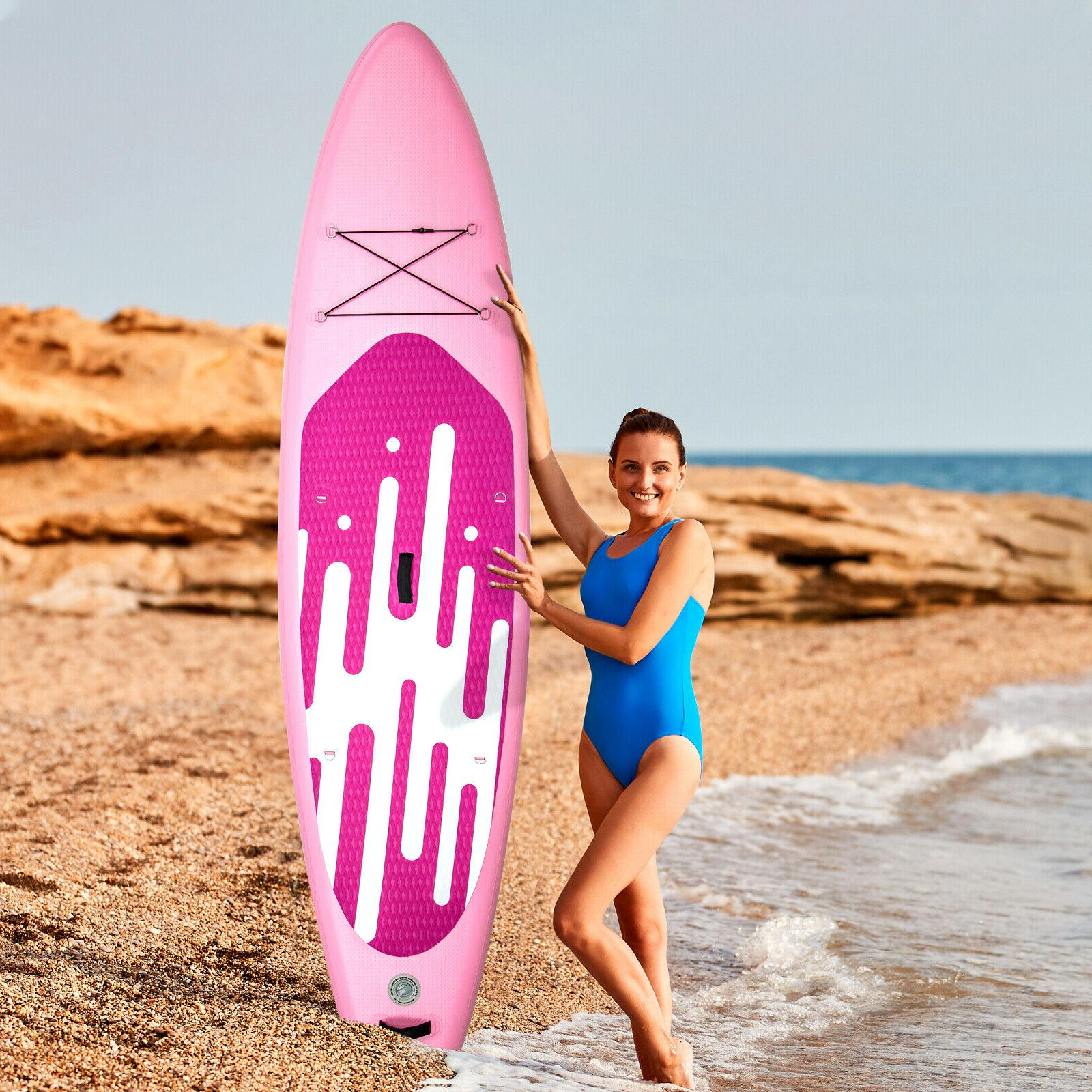 11' Paddle Board with Pump