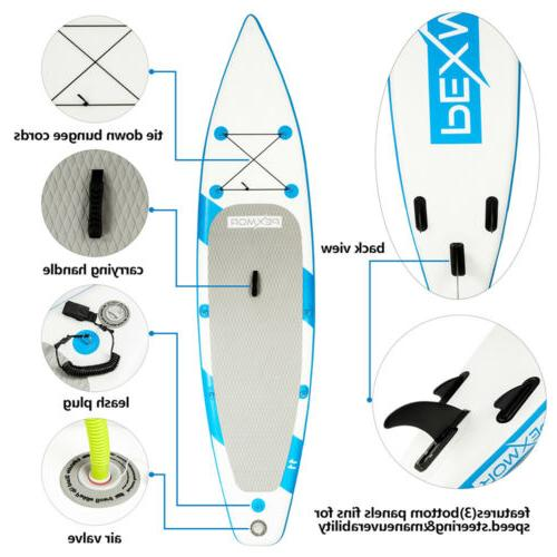 """11FT 32"""" Stand SUP in 1 Kayak"""