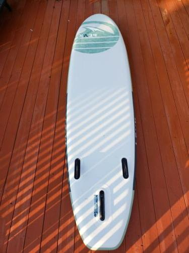 Peak 11ft. Expedition Inflatable Stand Paddle Board, Aqua*