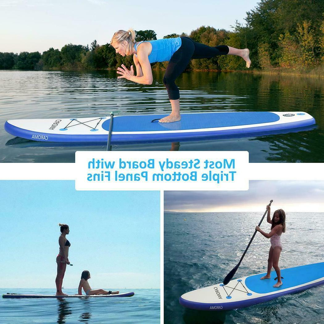 Caroma Paddle Board Stand Paddle Board+Travel