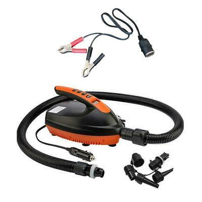 12V Electric Air Pump Intelligent 16PSI for Inflatables Stan