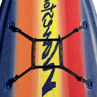 Wavestorm 6in Stand Up Navy 2-Pack