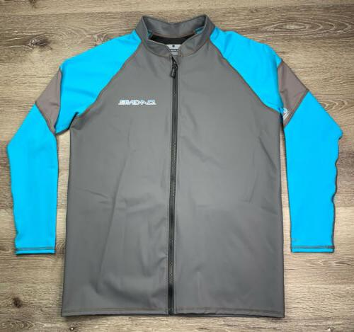 2016 furnace long sleeved zip up paddle