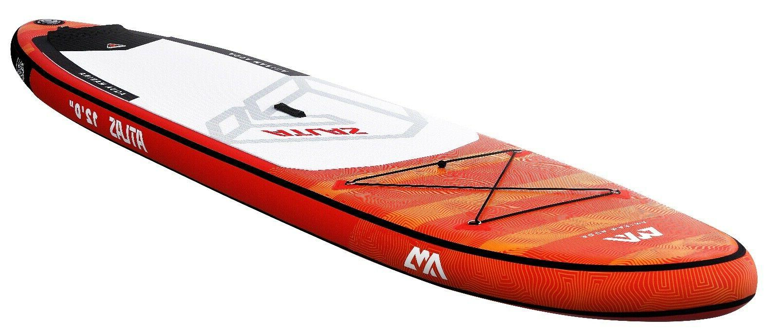 12' Board Inflatable SUP w/ Paddle