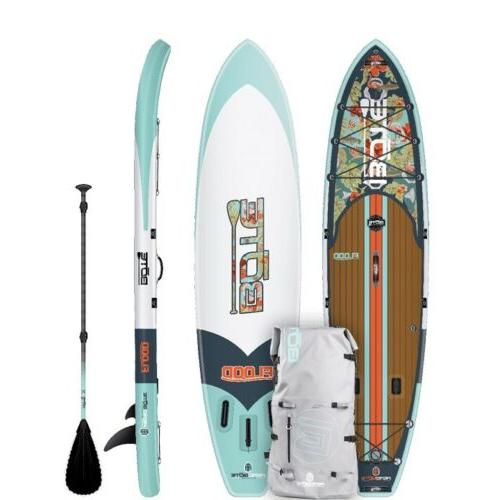 2019 flood aero native 11 inflatable paddleboard