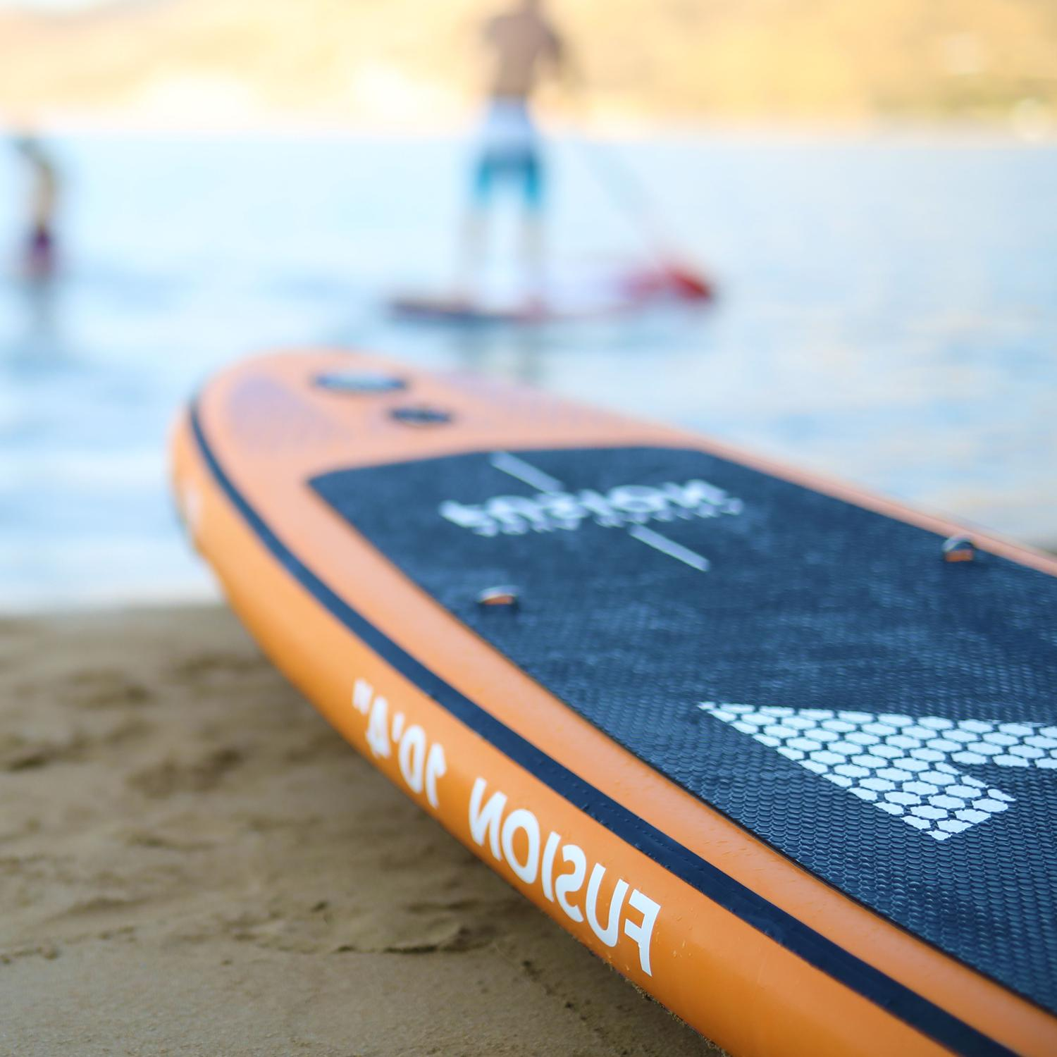 2019 Marina Inflatable Stand Board w/ Paddle 10'4''