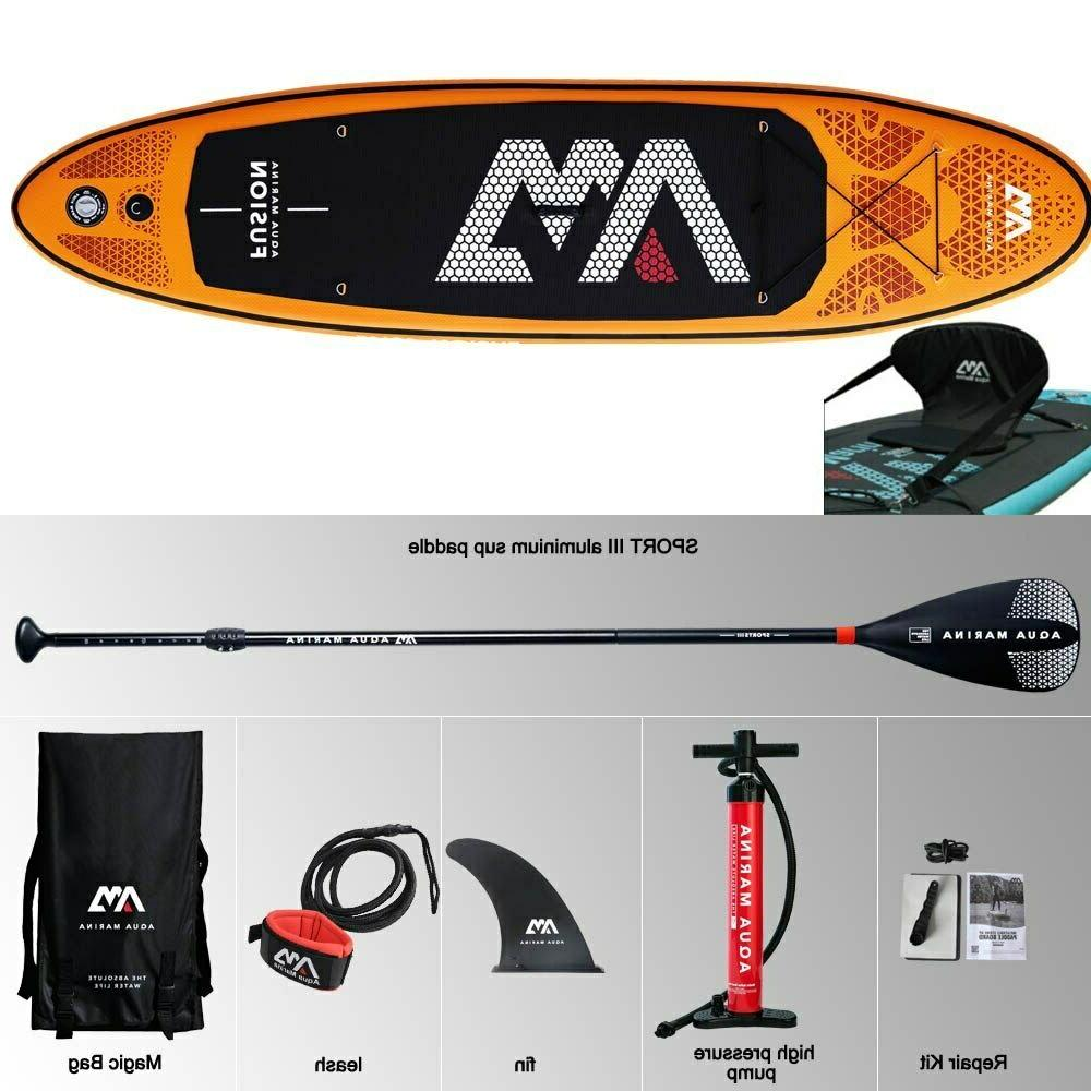 315*75*15cm inflatable surfboard FUSION 2019 stand up paddle