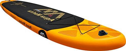 Aqua A110160GNM Inflatable Stand-up Paddle