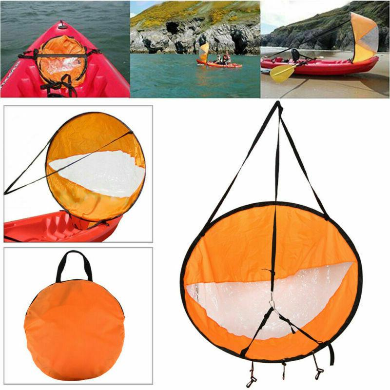 Portable Wind Paddle Popup Board Kayak Accessories