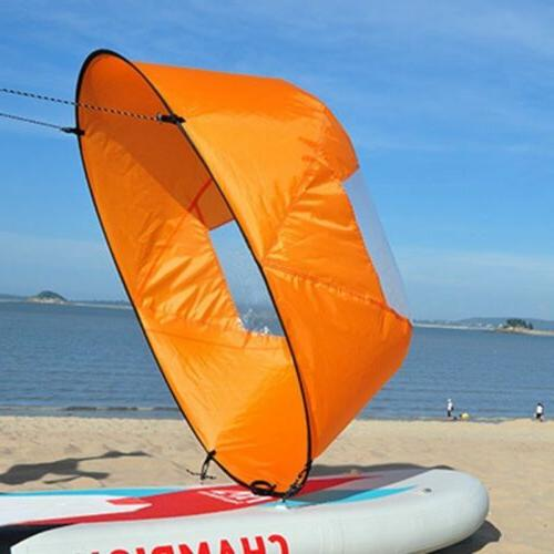 """42"""" Portable Wind Paddle Popup Board Sail"""