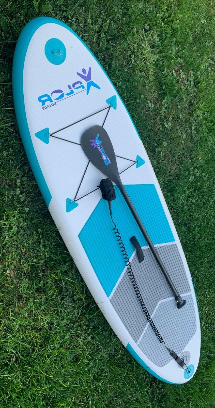 "7'6"" Youth Up Board w/Carry Bag & Paddle"
