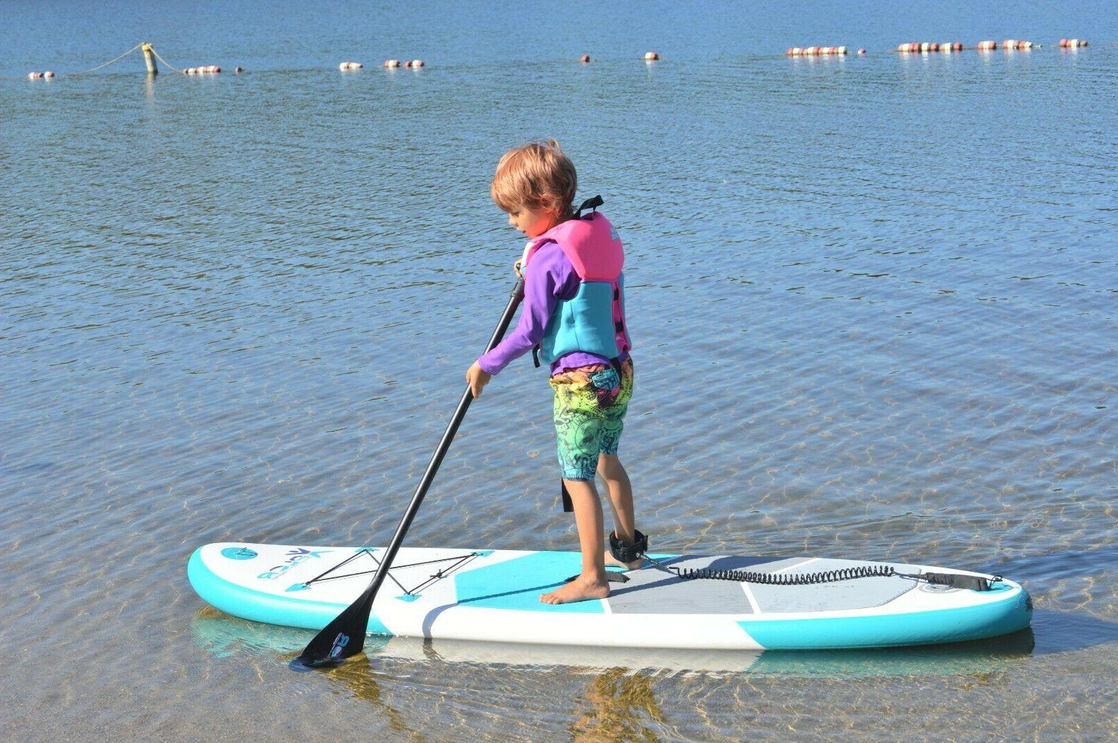 7 6 youth inflatable stand up paddle