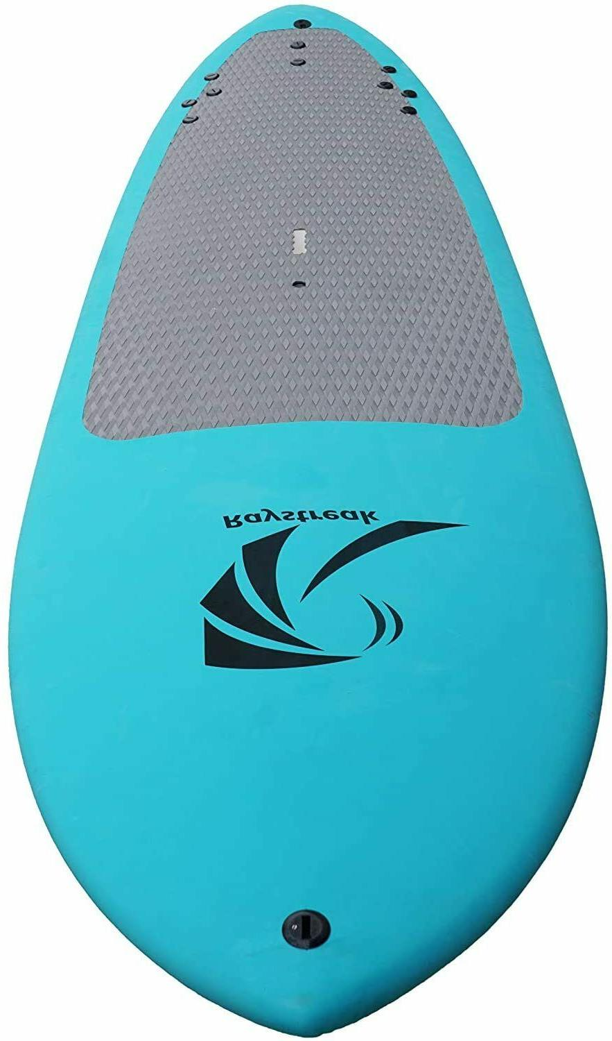 Raystreak Blue Soft Top Surf with Tie-Down