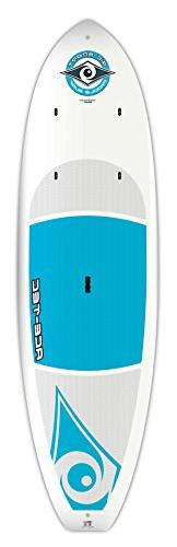 BIC Sport ACE-TEC Cross Stand Up Paddleboard, Matte White, 1