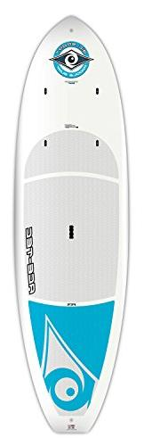 BIC Sport ACE-TEC Cross Stand-Up Paddleboard, White/Blue, 10