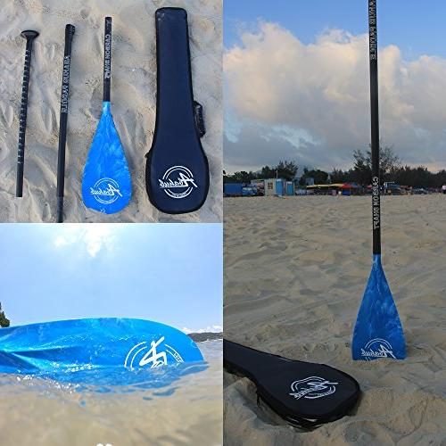 ABAHUB Up for Paddleboard Carbon Plastic +