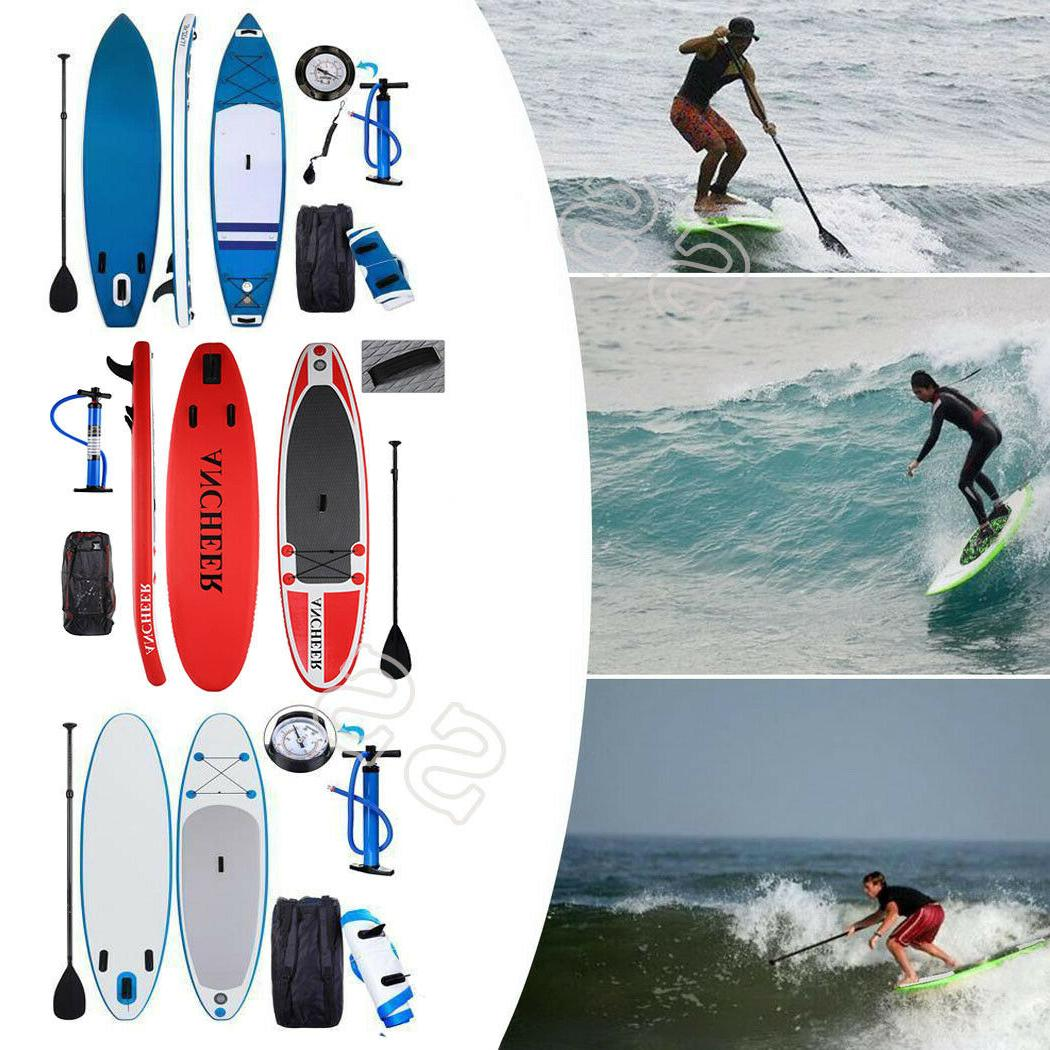 10 Stand Up Paddle w/