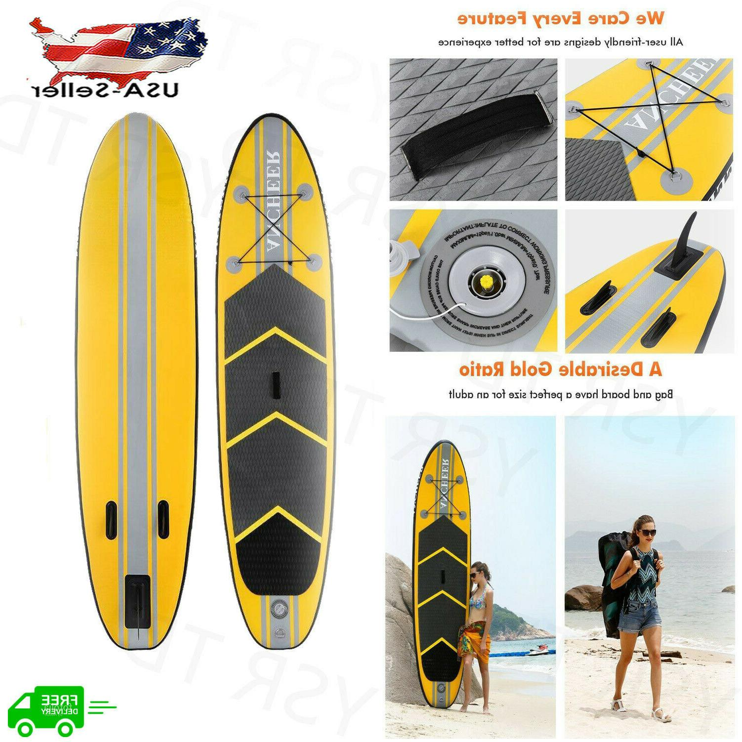ANCHEER Up Paddle Surf Lake SUP Bag US